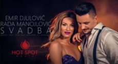 EMIR DJULOVIC RADA MANOJLOVIC SVADBA OFFICIAL VIDEO 2019