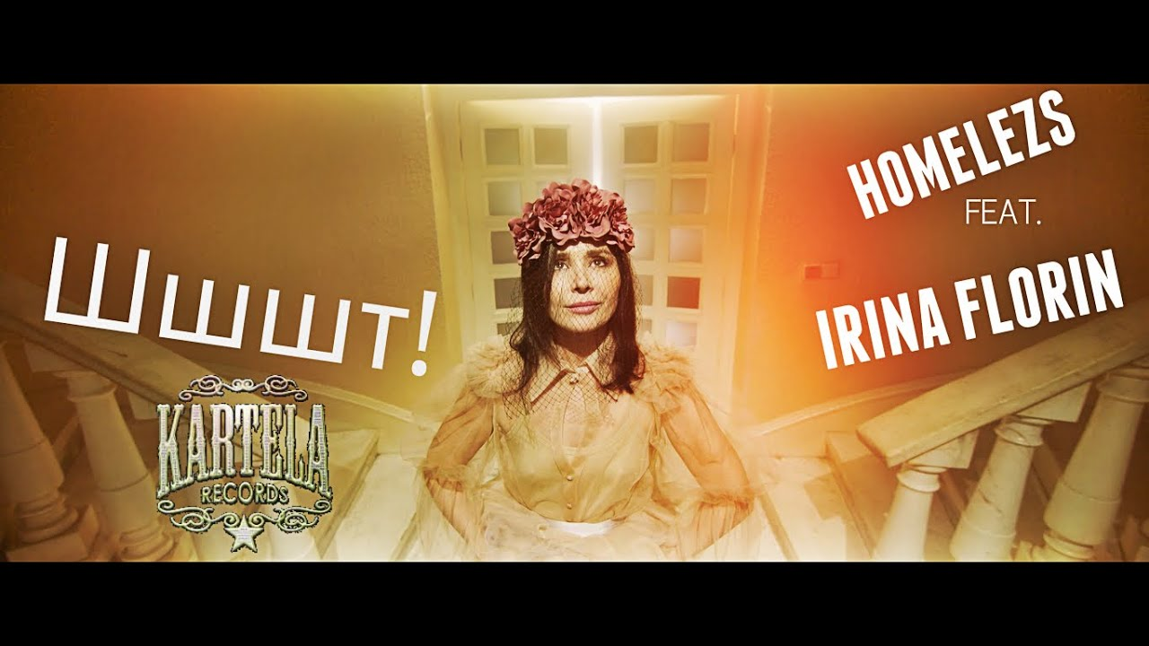 Homelesz feat Irina Florin Shht Official Video Yatagan Soundtrack