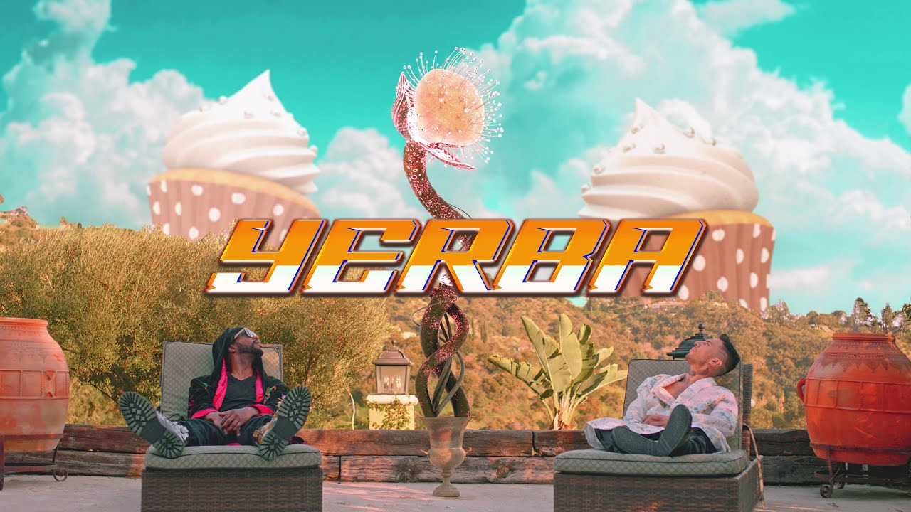 ALEK SANDAR ft JUICY J YERBA Official HD Video 2020