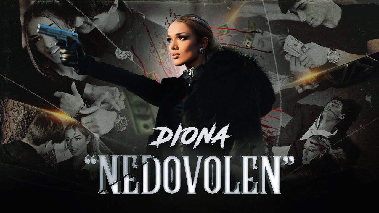 DIONA NEDOVOLEN Official 4K video