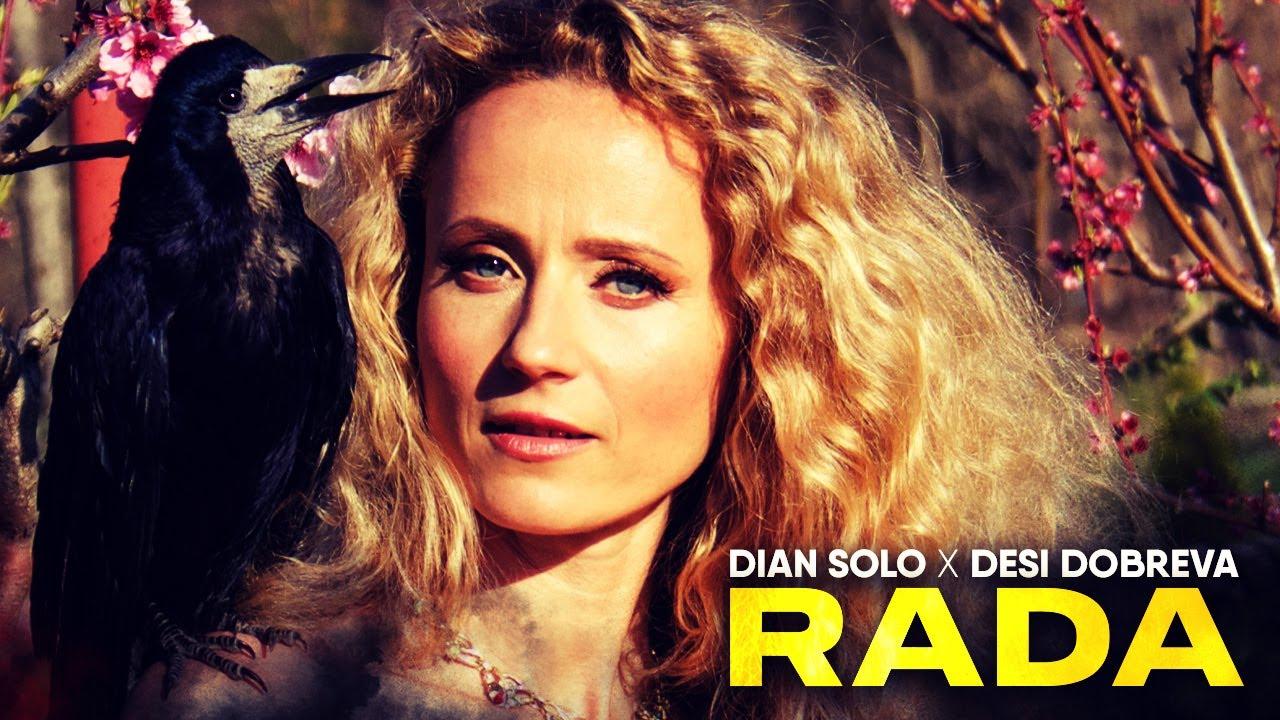 Dian Solo x Desi Dobreva RADA official 4K video