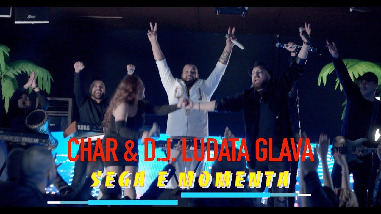 Ork Char DJ Ludata Glava Sega e Momenta DJ