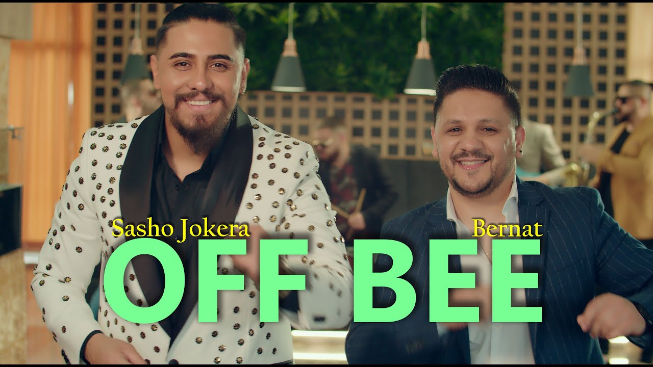 SASHO JOKERA BERNAT OFF BEE 2021 1
