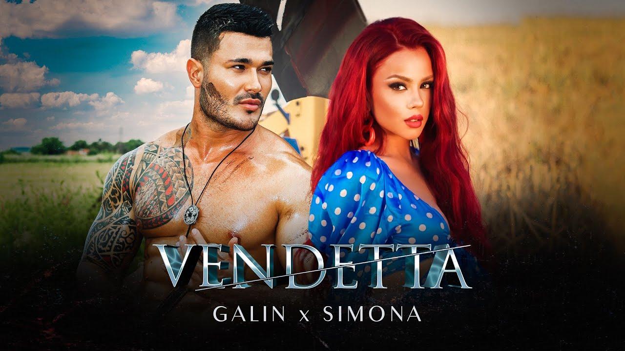 GALIN x SIMONA VENDETTA OFFICIAL 4K VIDEO 2021
